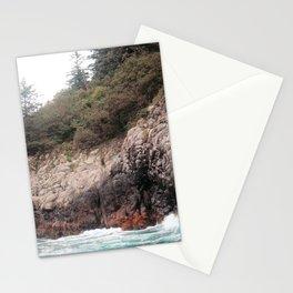 Alaskan Cliffs Stationery Cards