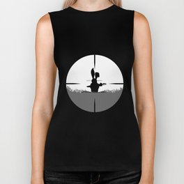 Cross Hair Biker Tank