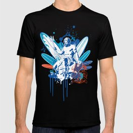 Poseidon surfer  T-shirt