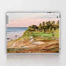 Whistling Straits Golf Course 17th hole Laptop & iPad Skin