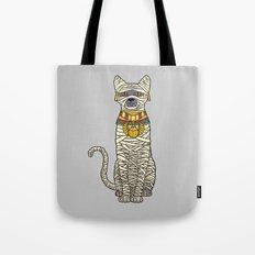 Ancient Cat Returns Tote Bag