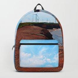 North Cape Wind Park and Cliff Backpack