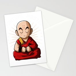 Krillin Stationery Cards
