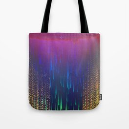 Rain over The Golden Chamber Tote Bag