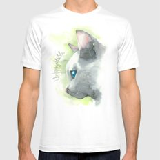 Unforgettable Mens Fitted Tee White MEDIUM