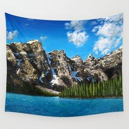 Canadian Vista  Wall Tapestry