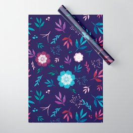 Floral Fantasy Wrapping Paper