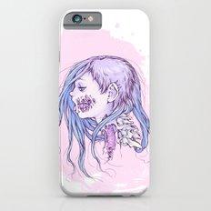 Pastel Gore Girl Slim Case iPhone 6