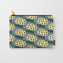 Spotted Salamander (big) Carry-All Pouch