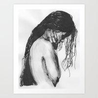 Kathyrin Art Print