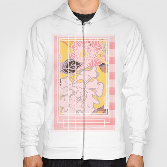 Jungle Blossoms Hoody