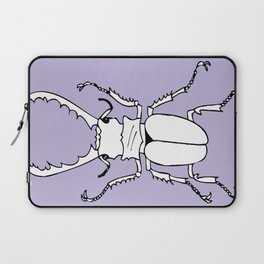 It's a stag beetle, I have no clever name for this.. Laptop Sleeve