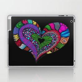 Heart Full Of Pride  Laptop & iPad Skin