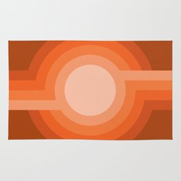 Moonspot - Red Rock Rug