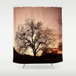 Fall evening.... Shower Curtain