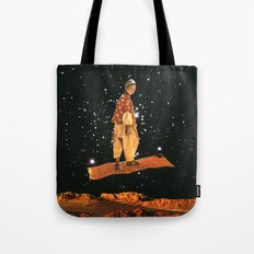 In Light Of Near Expression Tote Bag