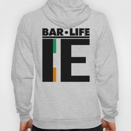 Ireland Bar•Life Hoody