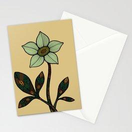 Helleborus niger Stationery Cards