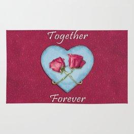 Love Concept Design Rug