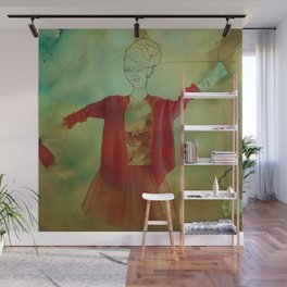Street Dancer Wall Mural