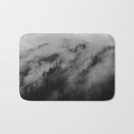 foggy feels Bath Mat