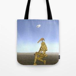 War Stars: Golden One Tote Bag