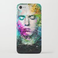 rap iPhone & iPod Cases featuring Rap God by Raditya Giga