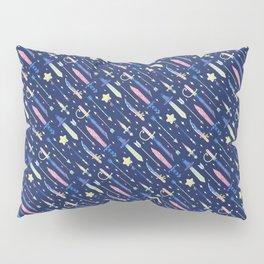 Magical Weapons Pillow Sham
