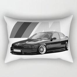 BIMMER E36 MPOWER Rectangular Pillow