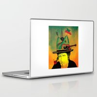 dylan Laptop & iPad Skins featuring dylan by Mariana Beldi