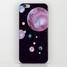 Planets iPhone & iPod Skin