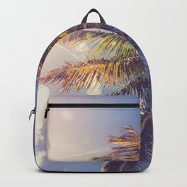 Palm Tree Dreams Backpack