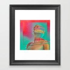 HOME (everyday 07.30.16) Framed Art Print