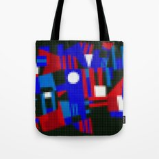 Lego: Abstract Tote Bag