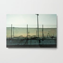 abandon amusement Metal Print