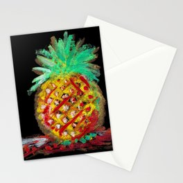 Dilapidated Pineapple Stationery Cards