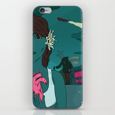 take it all iPhone & iPod Skin