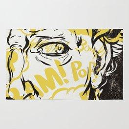 Pop Art David Rug