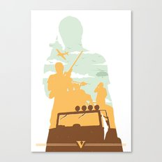 TREV Canvas Print