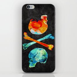 Fire & Ice iPhone Skin