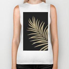 Tropical Palm Leaf #4 #botanical #decor #art #society6 Biker Tank