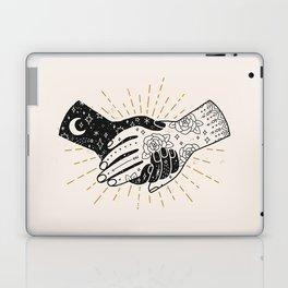 Hold On Laptop & iPad Skin