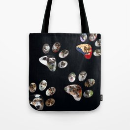 JJ the Jack Russell Tote Bag