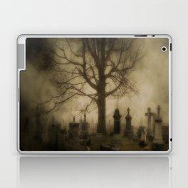 Unsettling Fog Laptop & iPad Skin
