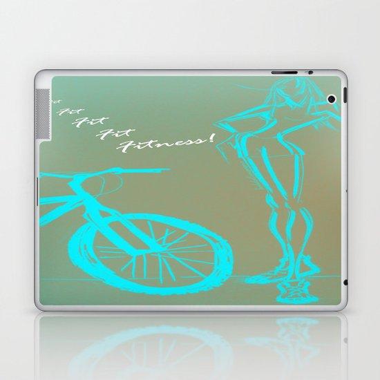 FIT ♥ Laptop & iPad Skin