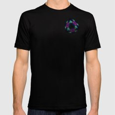 The Cube 11 MEDIUM Mens Fitted Tee Black