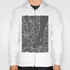 footprints Hoody