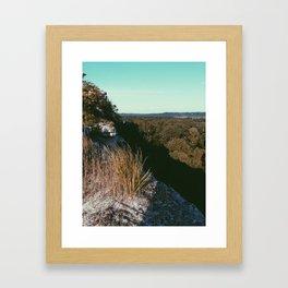 Klondike Sights Framed Art Print
