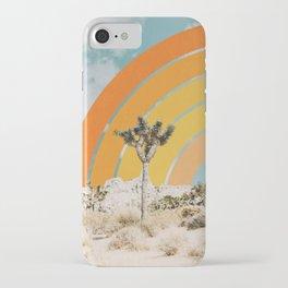 Desertscape iPhone Case
