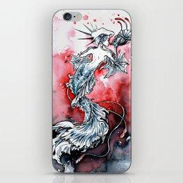 Mermaid Riot iPhone Skin